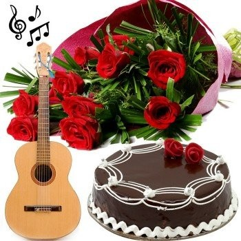 Chocolate: Send a Song Gift