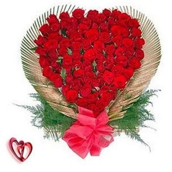 Heart Shape with Love Gift